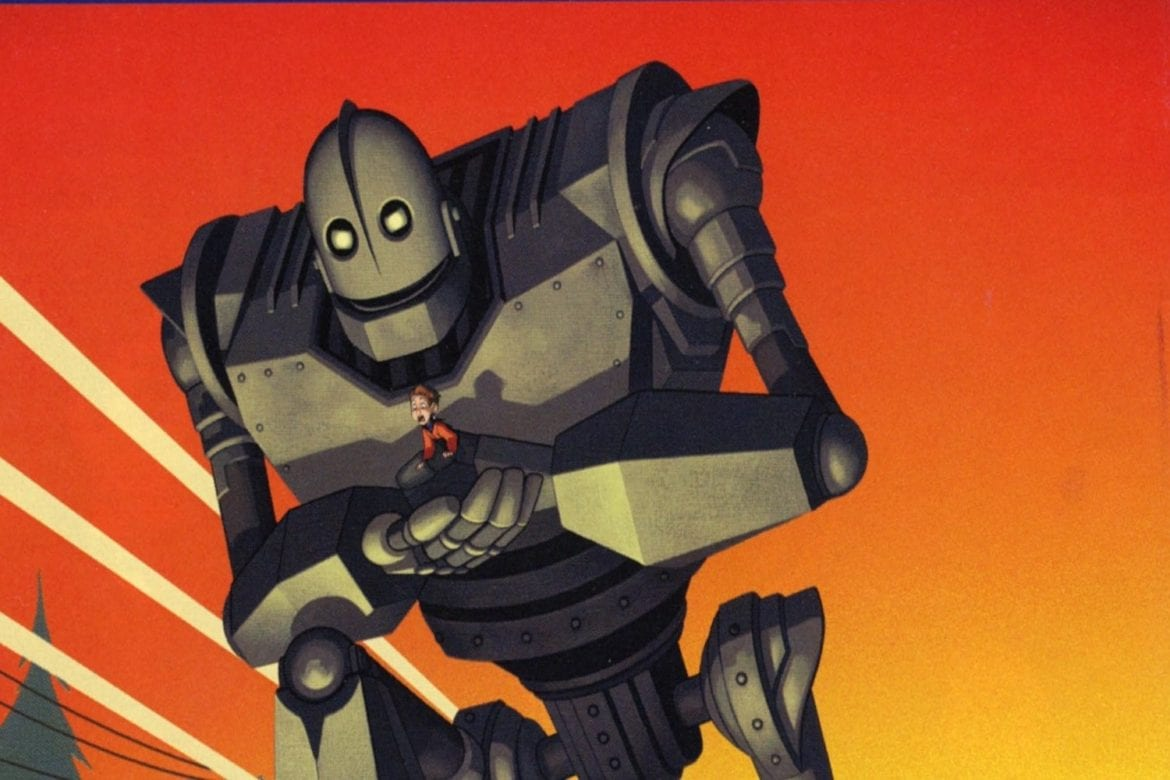 Iron Giant Cover