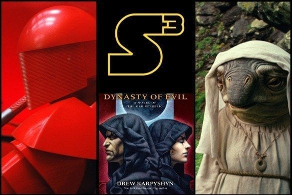Starships, Sabers, and Scoundrels - Episode 35 - Dynasty of Shtick and Taxes