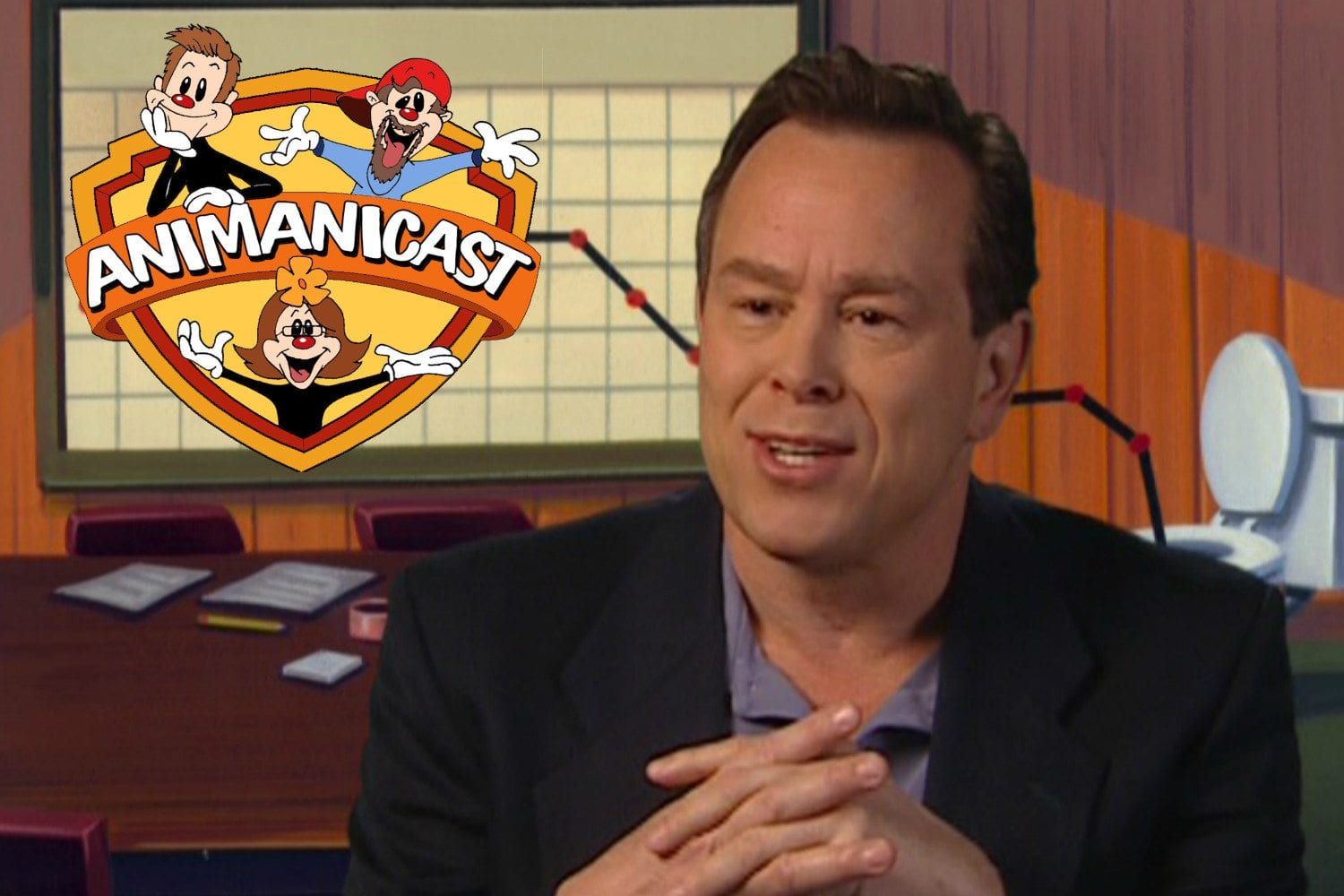 Animanicast #61a: A Discussion with Animaniacs Senior Producer Tom Ruegger- Part Two