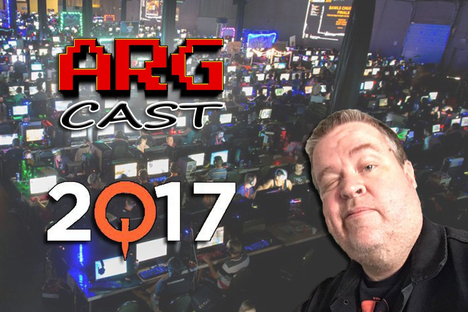 ARGcast #77: Live at QuakeCon 2017 with Robert Workman