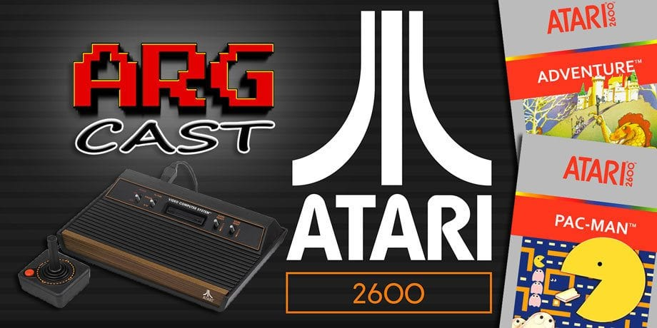 ARGcast #78: Playing Atari 2600 Today with Andre Tipton