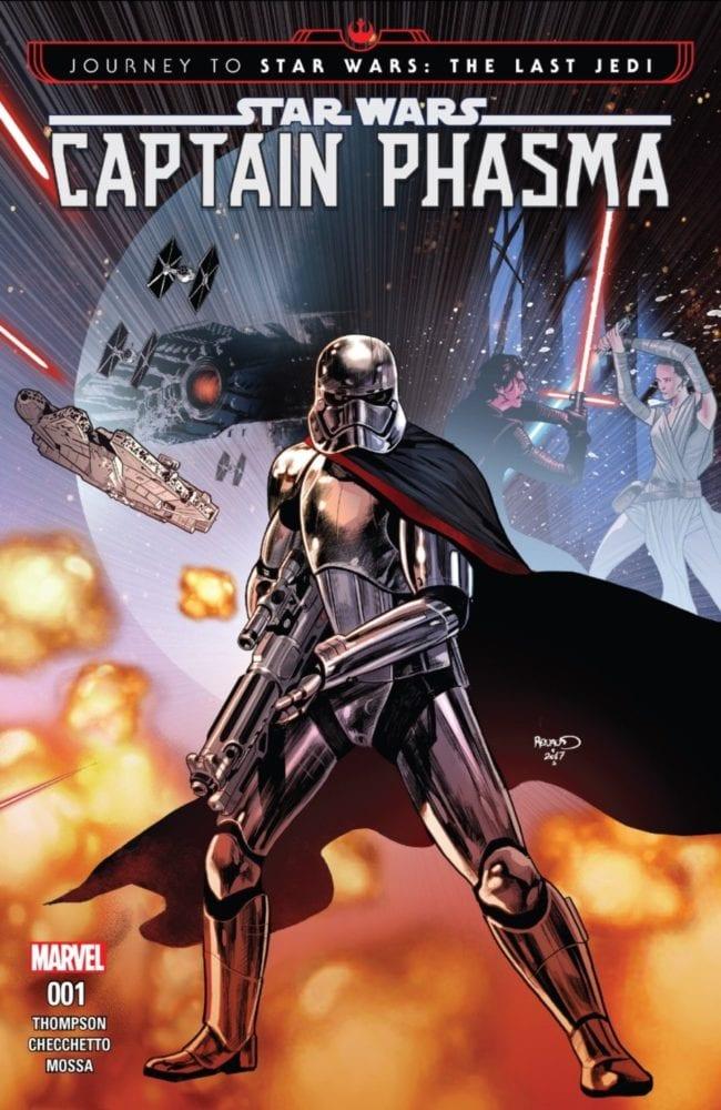 Captain Phasma #1 Cover