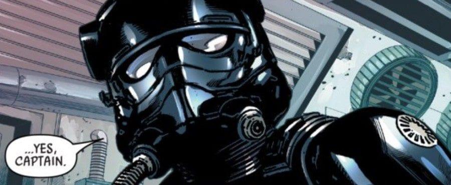 Captain Phasma #1 - TIE Pilot