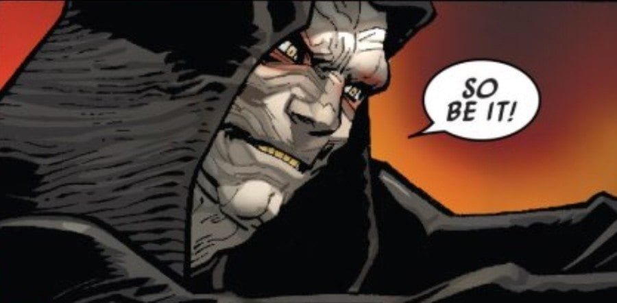 Darth Vader #5 The Chosen One Part V - Darth Sidious