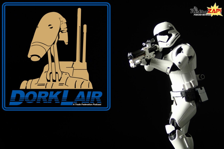 DorkLair 009 SH Figuarts First Order Stormtrooper The Last Jedi