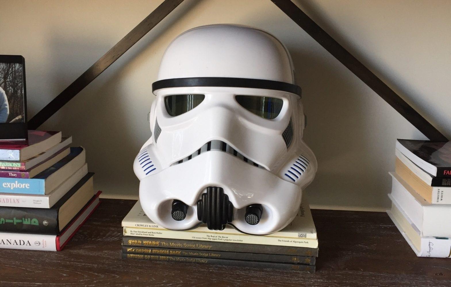 Black Series Stormtrooper Helmet