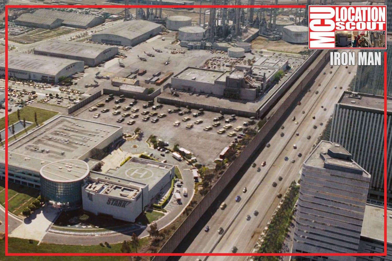 MCU: Location Scout – Stark Industries Arc Reactor