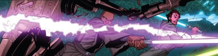 Mace Windu #1 - Mace in Action