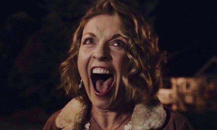 Image result for twin peaks finale scream