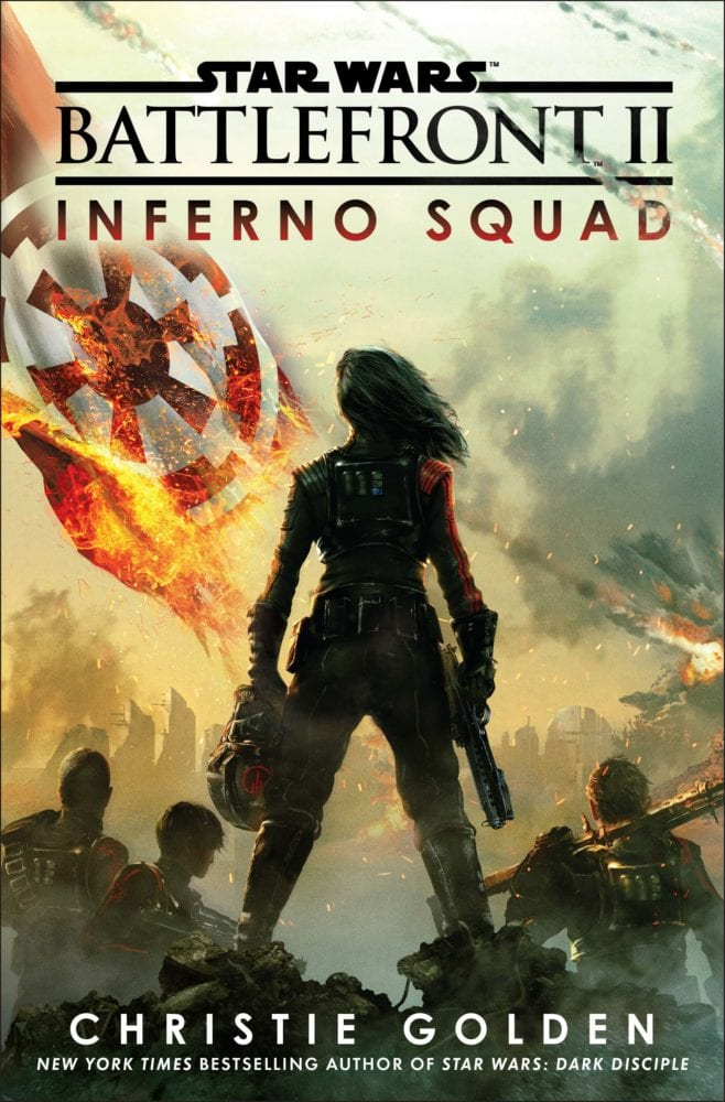 Star Wars Battlefront II Inferno Squad