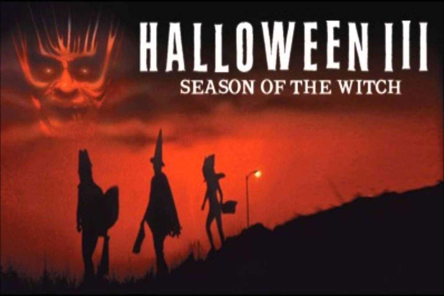 Halloween III: Season Of The Witch - Revisit This Horror Classic!