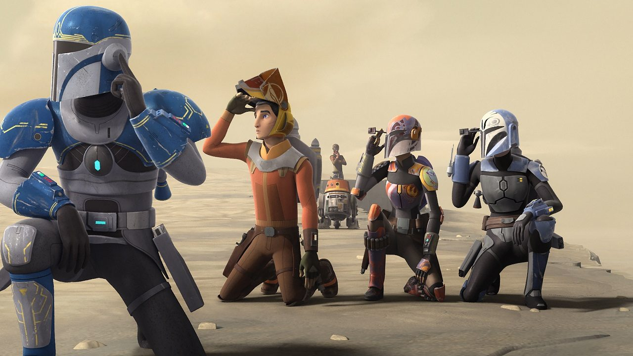 Heroes of Mandalore
