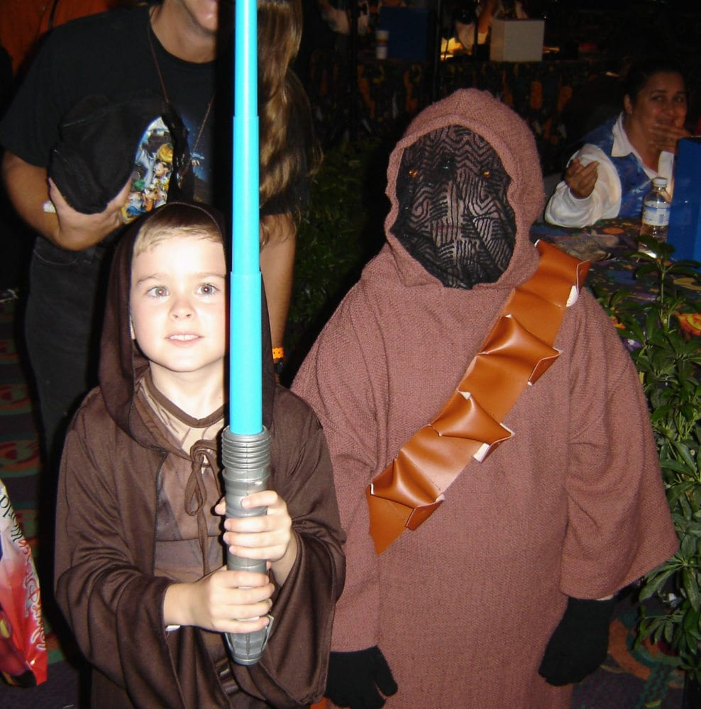 DIsney Halloween Star Wars