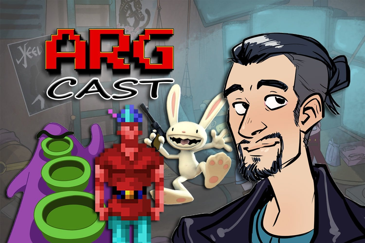 ARGcast #81: Point and Click Adventure Games with Nathan Ortega