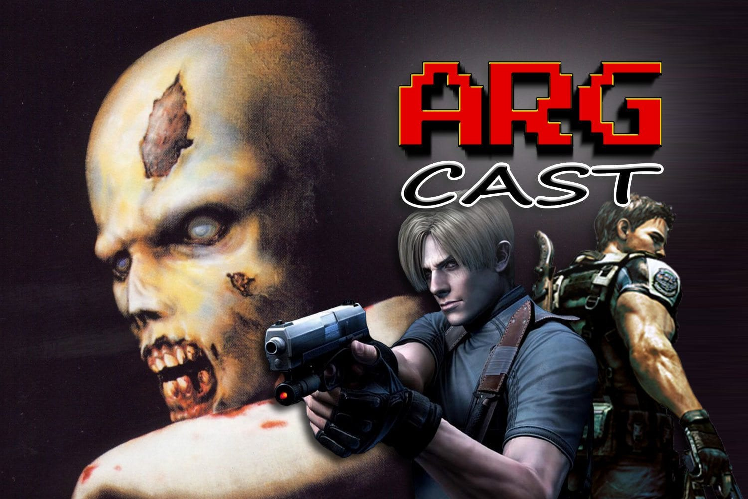 ARGcast #82: Looking back on the Resident Evil / Biohazard Franchise