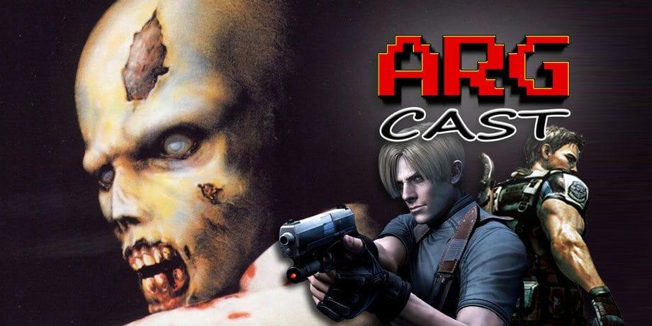 ARGcast #82: Looking back on the Resident Evil / Biohazard Franchise