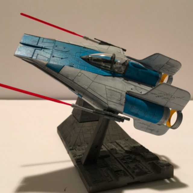 A-Wing Complete