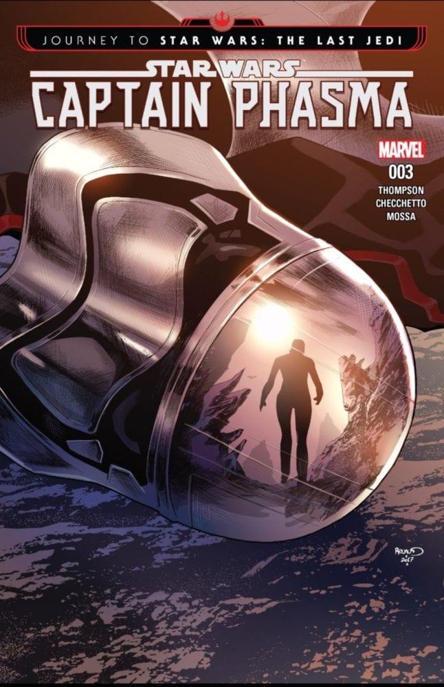 Captain Phasma #3 Cover