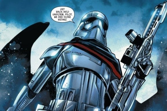 Captain Phasma #3 - Feature Image