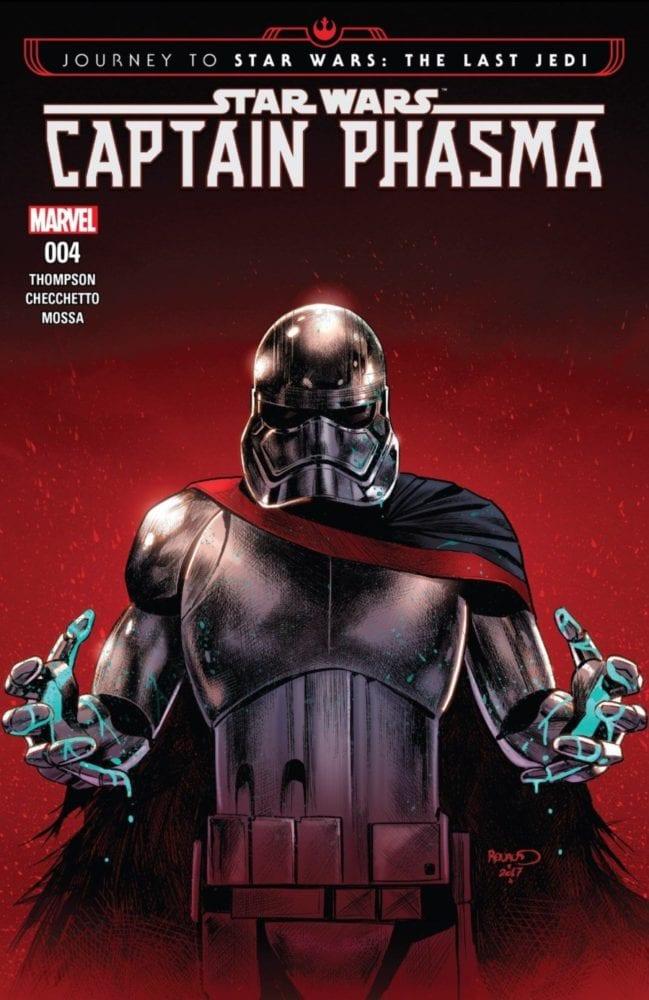 Captain Phasma #4 Cover