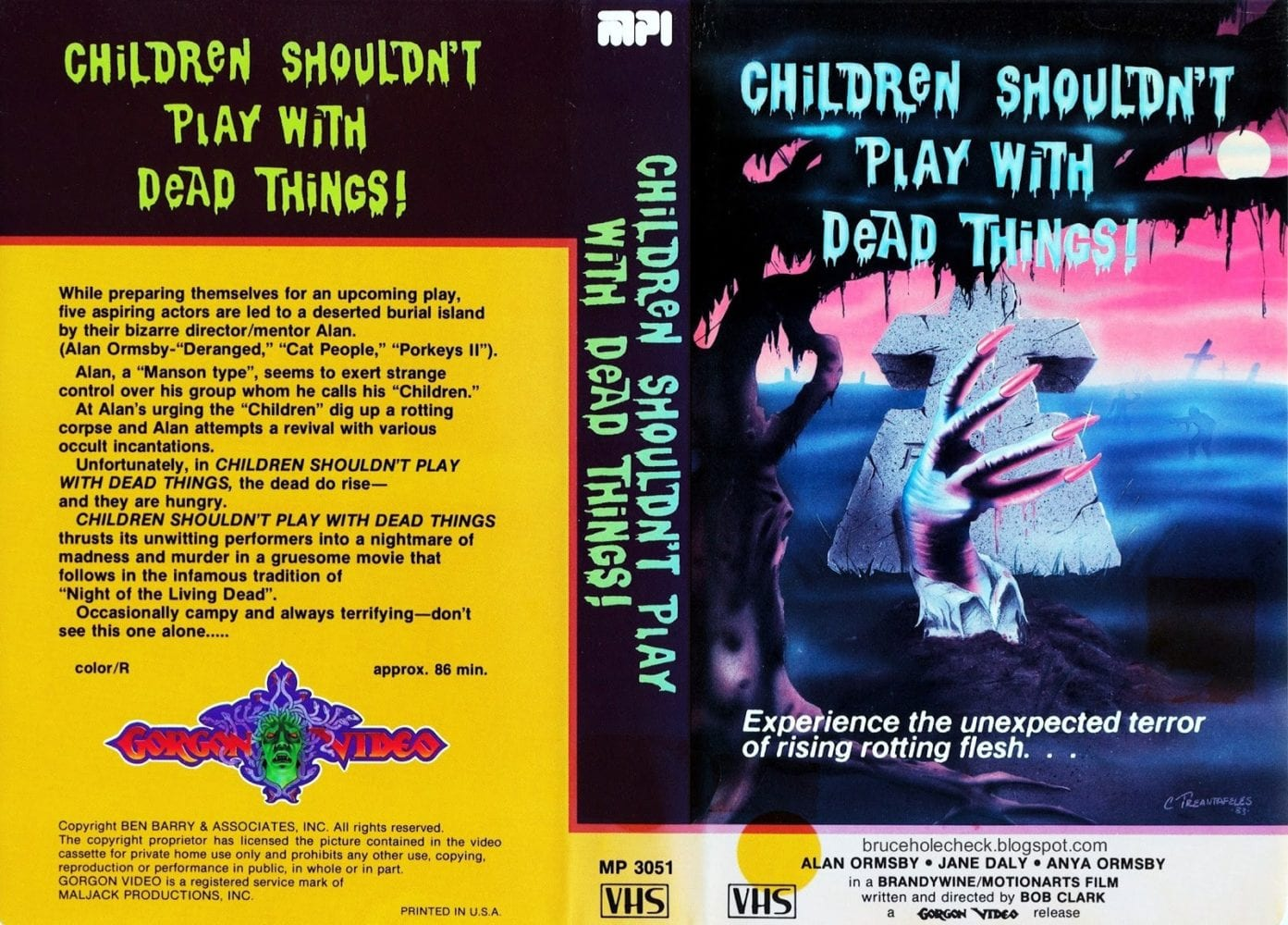 VHS Horror