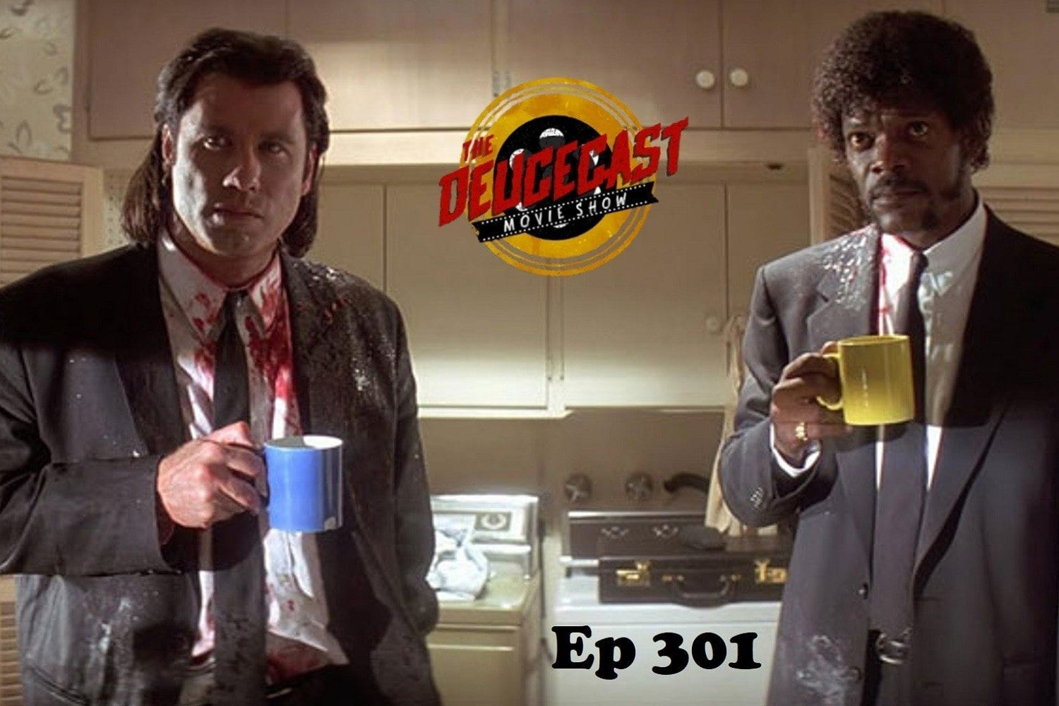 The Deucecast Movie Show #301: MikeTober Coffee