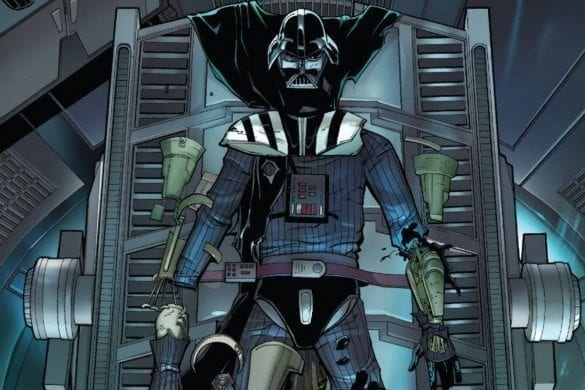 Darth Vader #6 - The Chosen One Part VI - Feature Image