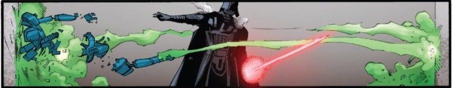 Doctor Aphra #13 - Vader destroys Rur