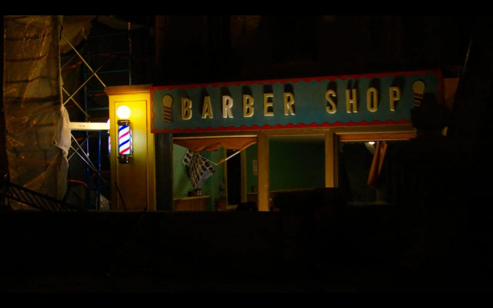 Pop's Barber Shop