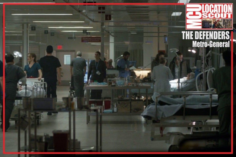 Metro-General Hospital