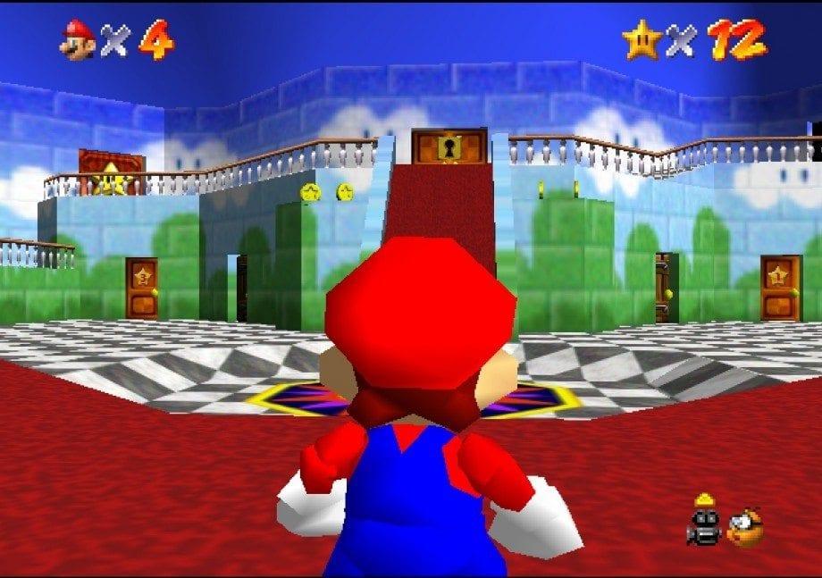 Super Mario 64 Hub