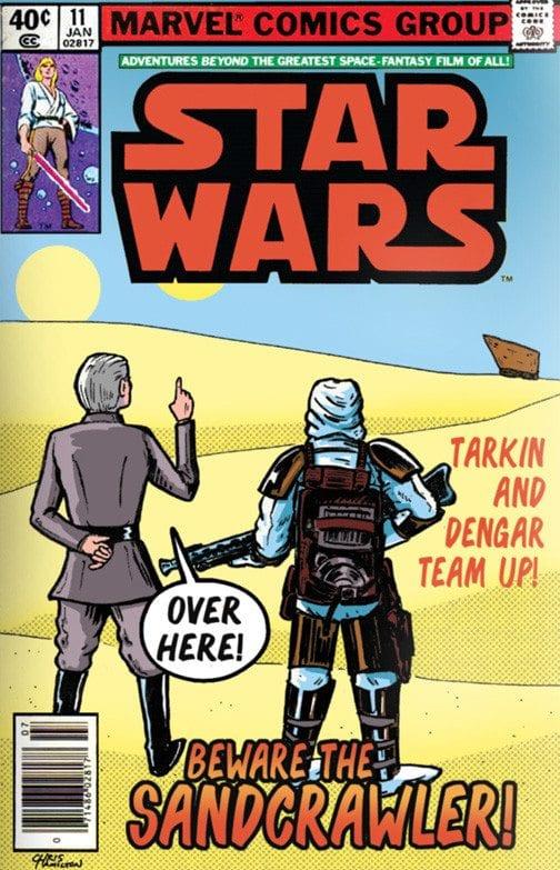 VIntage Marvel Comic