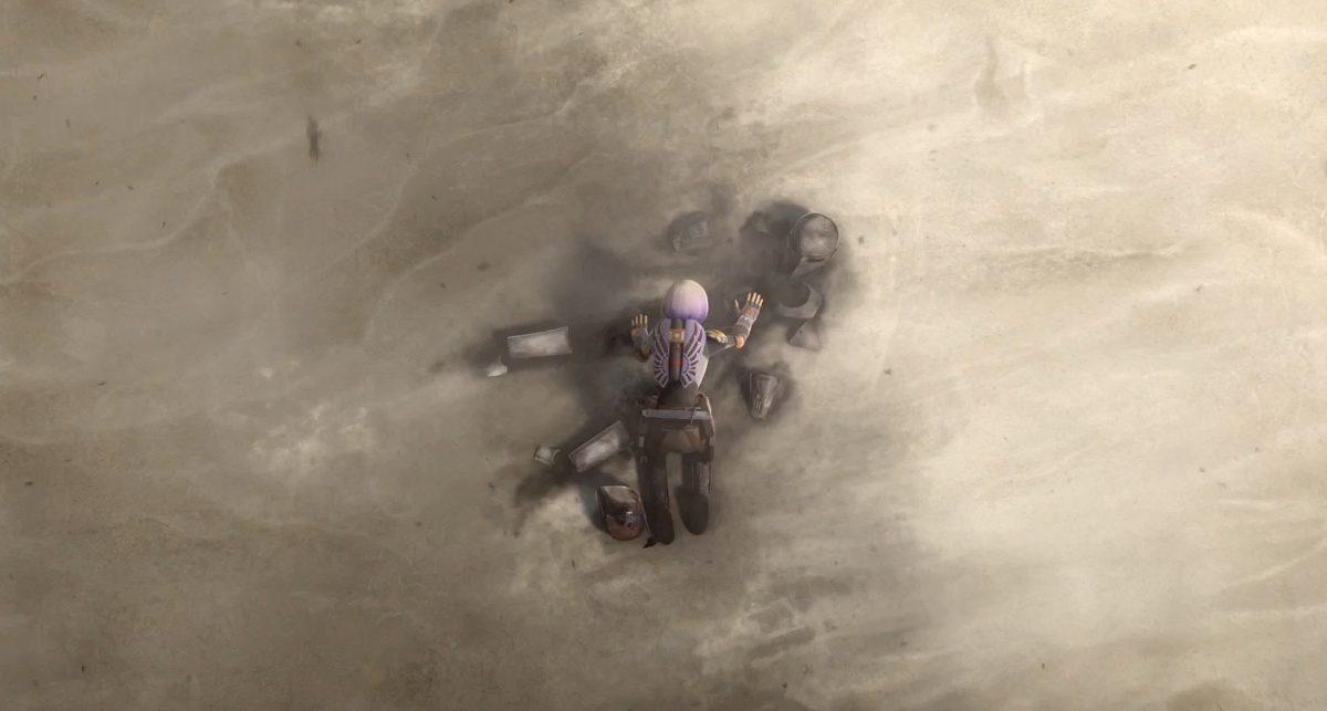 Rebels Sabine jetpacks