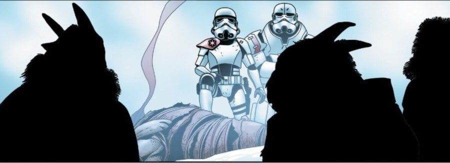 Star Wars #37 - Kreel kills the overlord