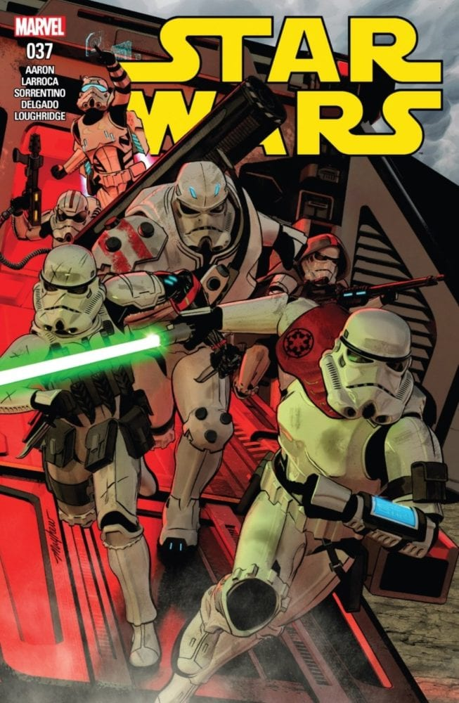 Star Wars #37 Cover