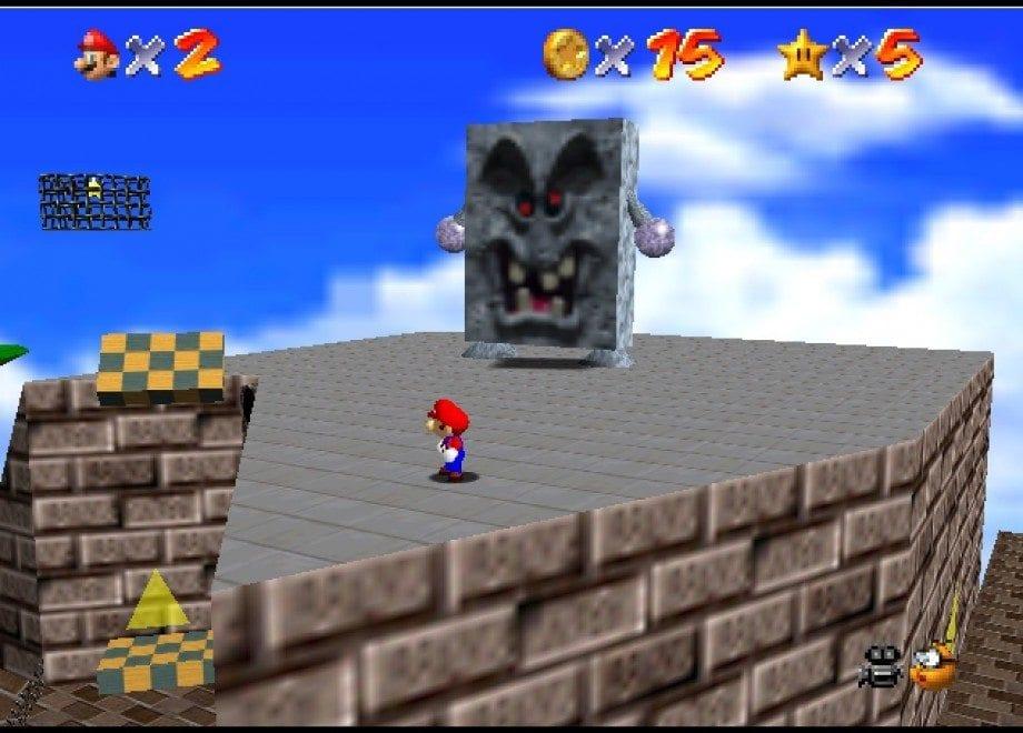 Super Mario Whomp