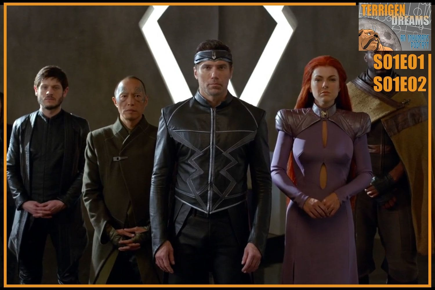 Behold...The Inhumans