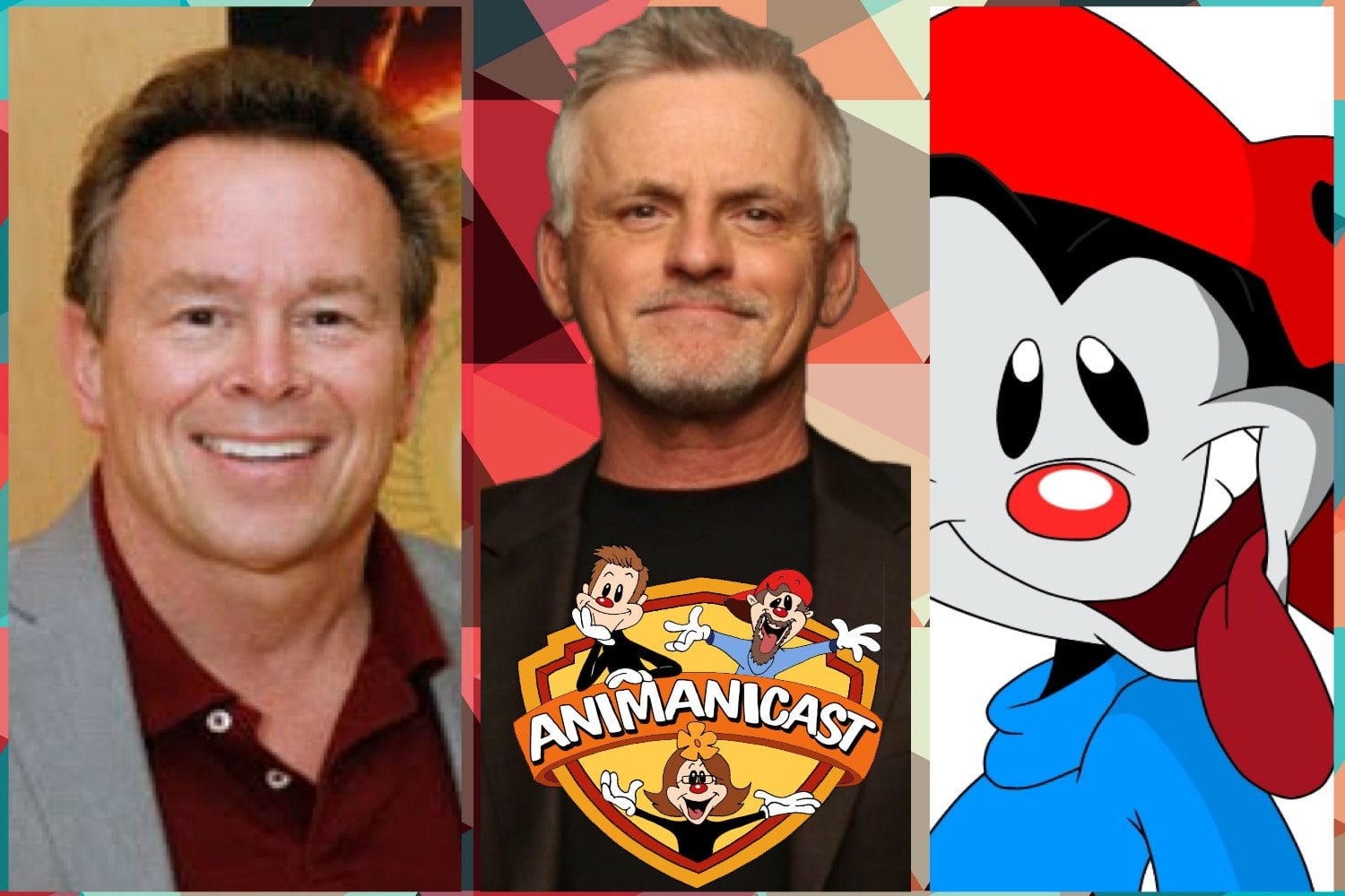 Animanicast #63a with Animaniacs Creator Tom Ruegger Feat. Rob Paulsen's Audition as Wakko and an Animaniacs Reboot Discussion
