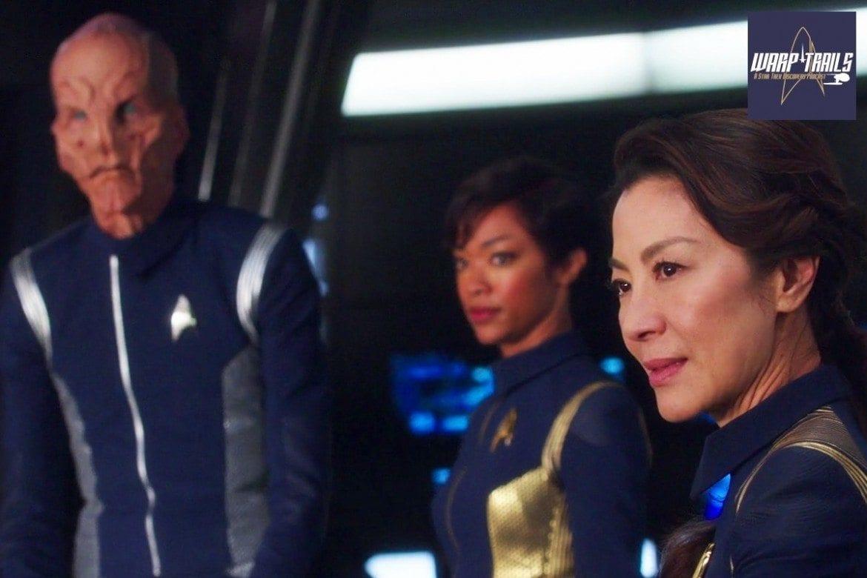 Warp Trails episode 1-1 The Vulcan Hello