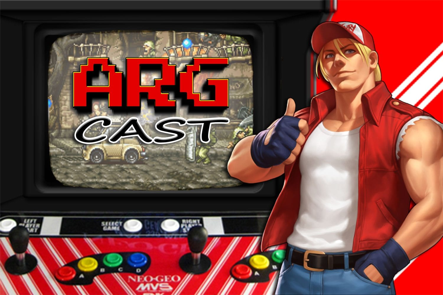ARGcast #84: The History of Neo Geo with Sam Dyer of Bitmap Books