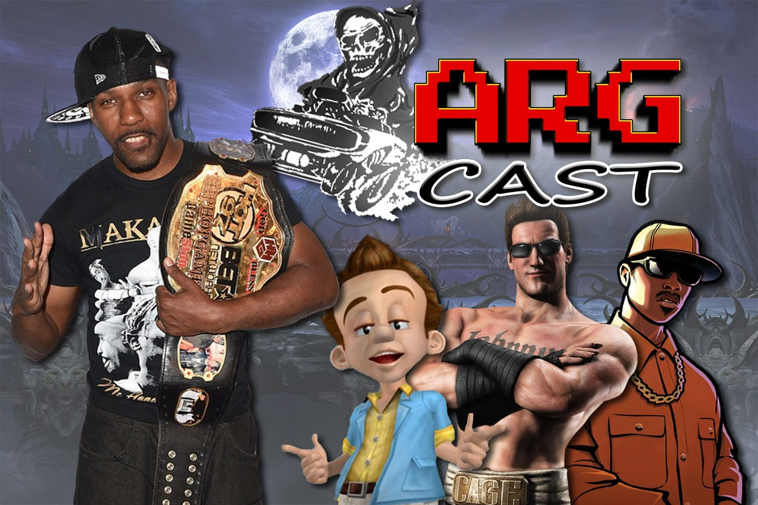 ARGcast #85: Controversial Video Games with HipHopGamer