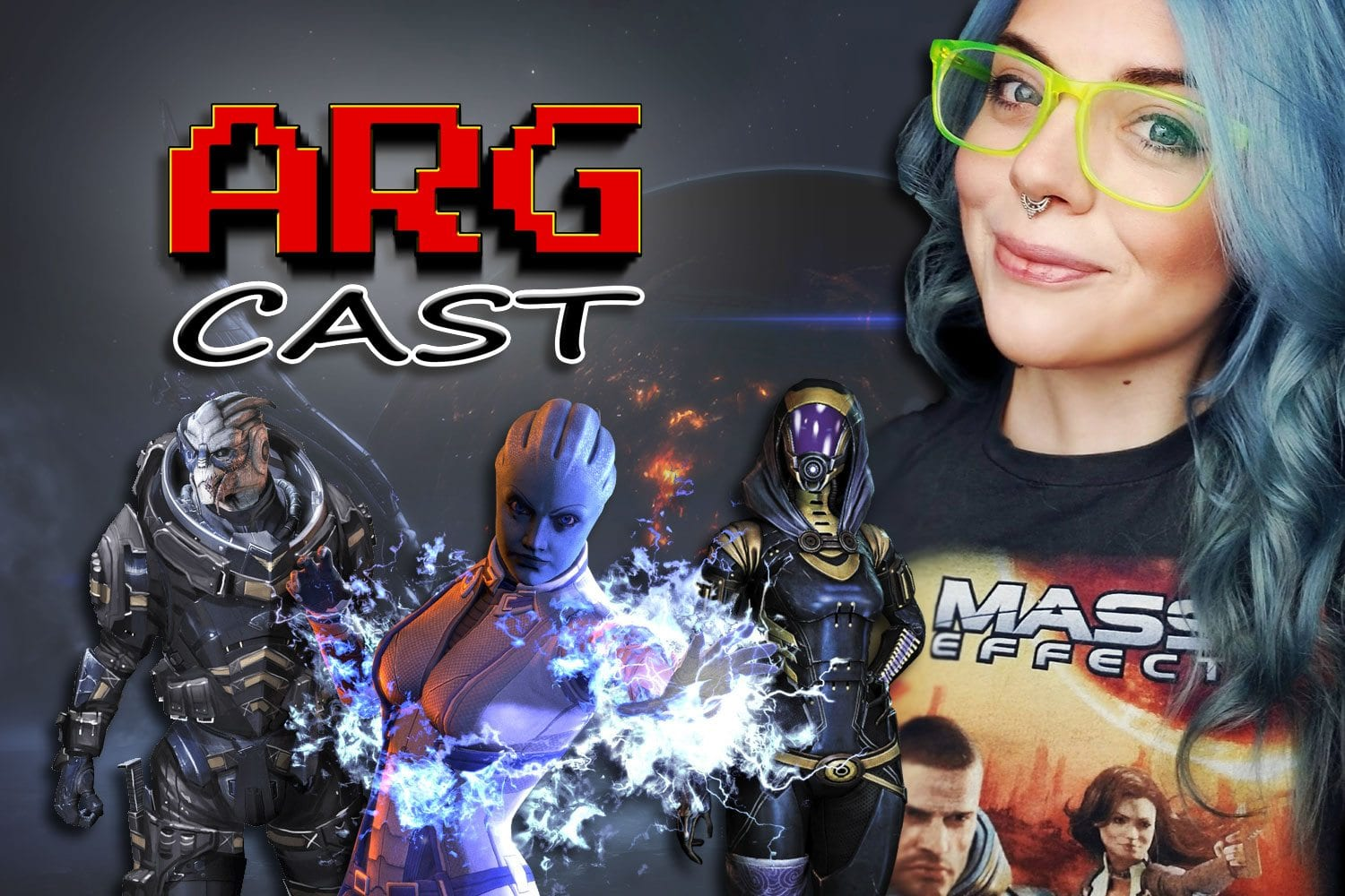 ARGcast #86: The Impact of Mass Effect with Liana Ruppert