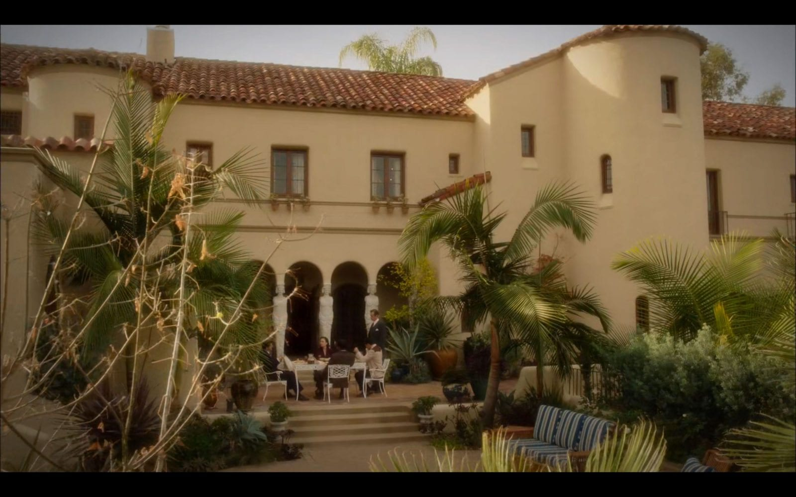 Howard Stark Mansion