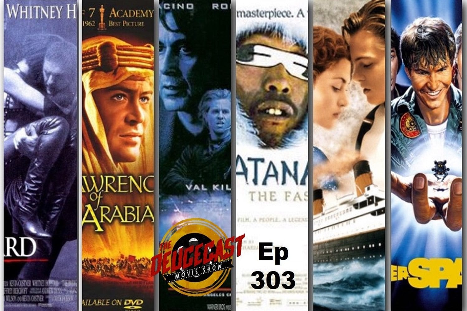 The Deucecast Movie Show #303: Overstuffed Movie Delights
