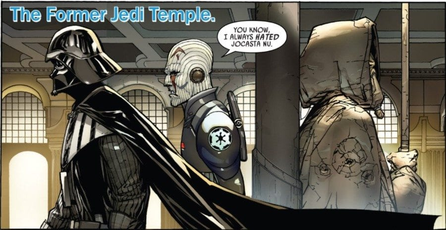 Darth Vader #7 - The Dying Light Part 1 - Darth Vader and the Grand Inquisitor
