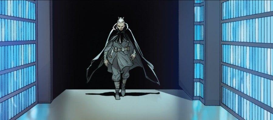 Darth Vader #8 - They Dying Light Part II - Jocasta Nu