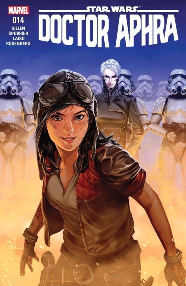Doctor Aphra #14 Cover