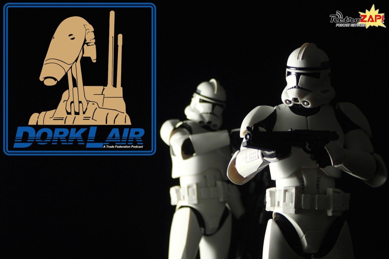 DorkLair 015 SH Figuarts Clone Trooper Phase II