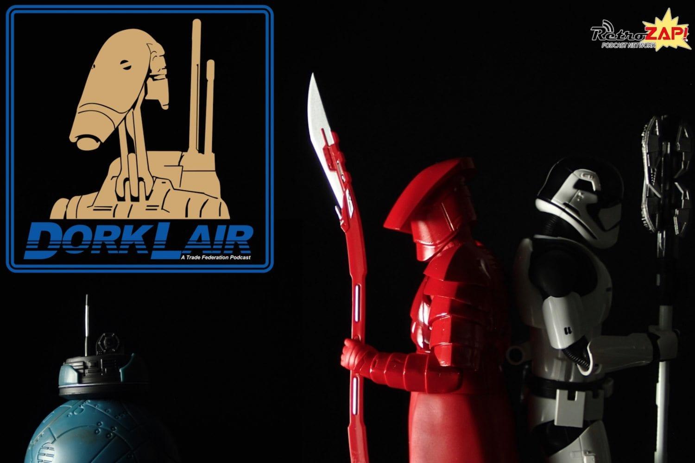 DorkLair 13 SH Figuarts Praetorian Guard