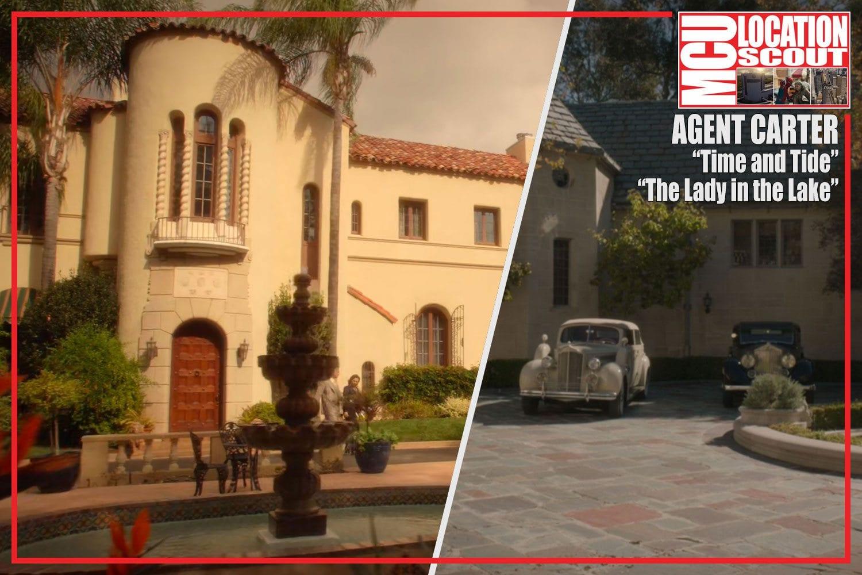 Howard Stark Mansion